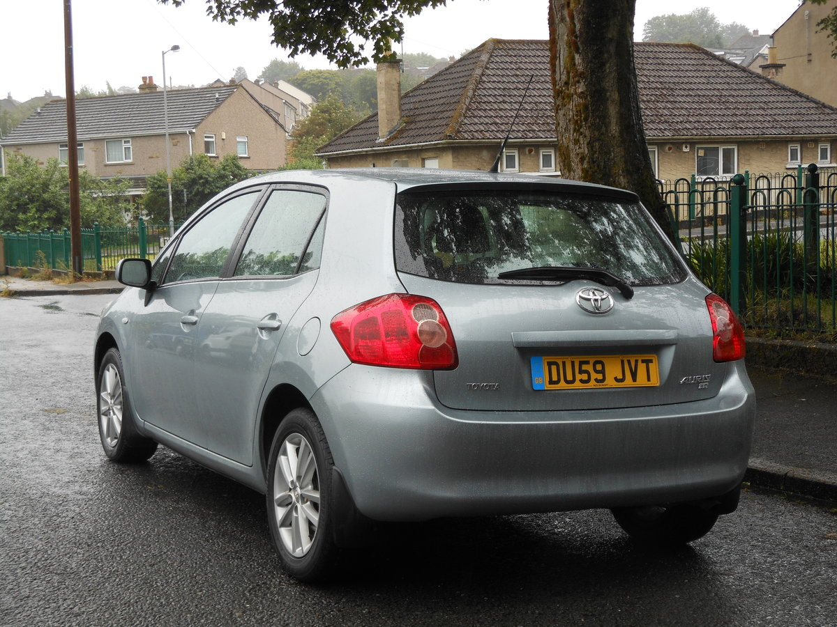 2009 Toyota Auris 1.6 TR Valvematic 5DR 6 Speed Box + 1 Form SOLD (picture 3 of 6)
