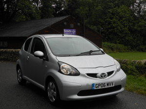 2006 Toyota Aygo 1.0 VVT-i+ 77K + FEB 2021 MOT SOLD