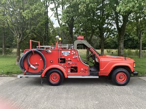1983 Land Cruiser 60 series fire engine Pick up