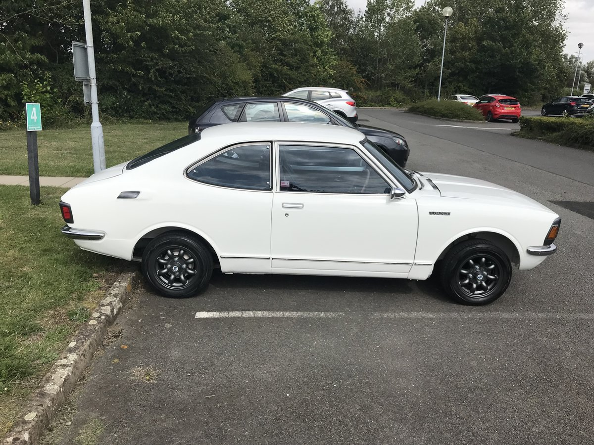 1971 Unique opportunity= toyota corolla ke25 sl coupe For Sale (picture 1 of 6)
