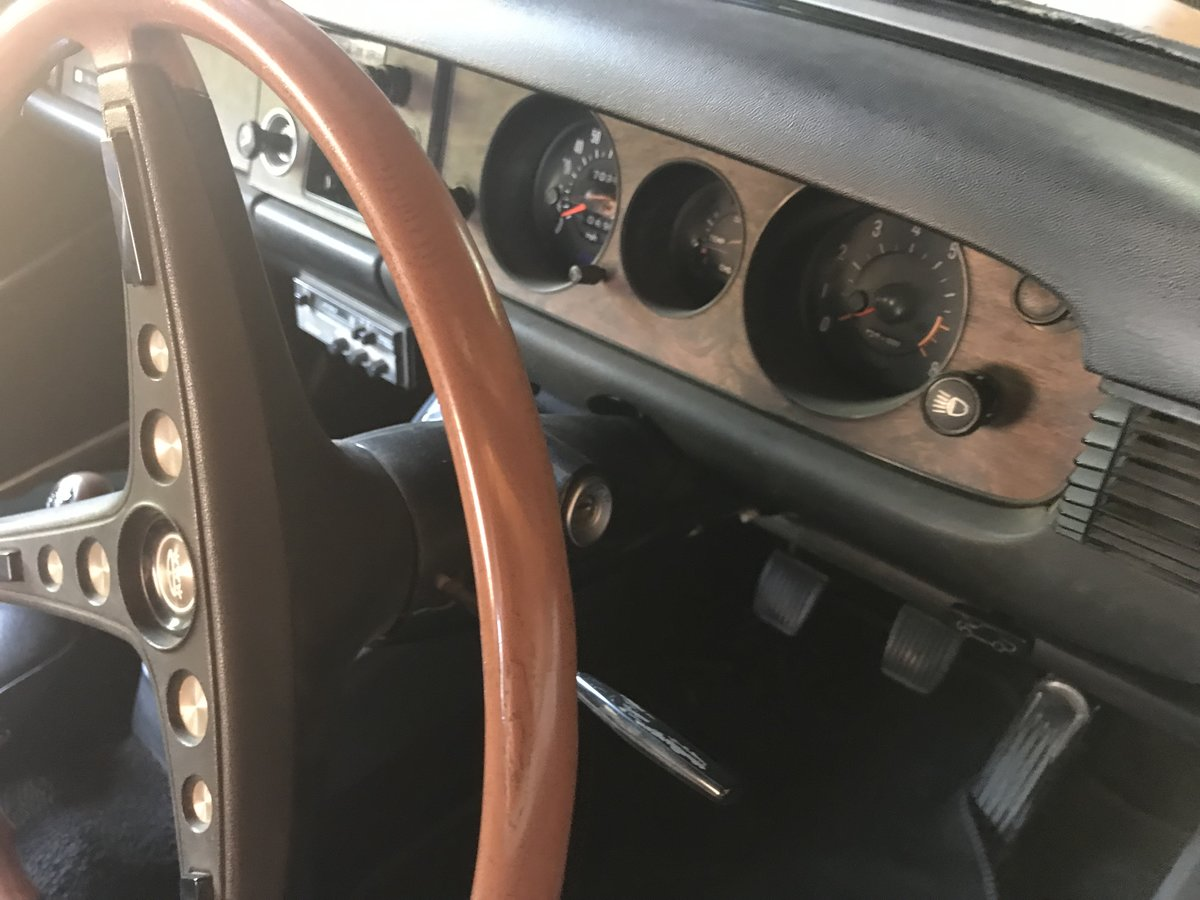 1971 Unique opportunity= toyota corolla ke25 sl coupe For Sale (picture 5 of 6)