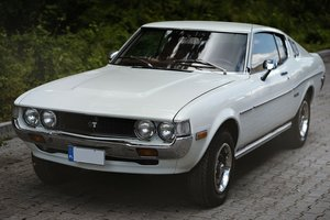1976 Toyota celica gt ra29 california car