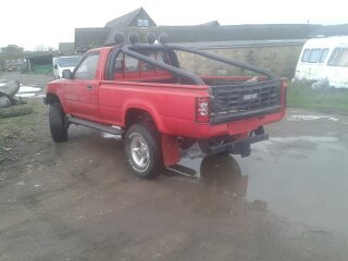 1989 Toyota Hilux 4X4 USA Spec For Sale