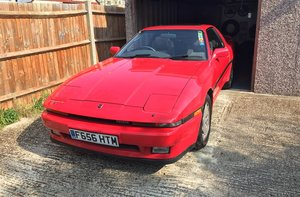 1988 TOYOTA SUPRA AUTO For Sale by Auction