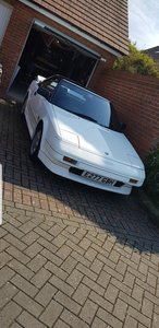 1988 Toyota mr2 mk1 t bar