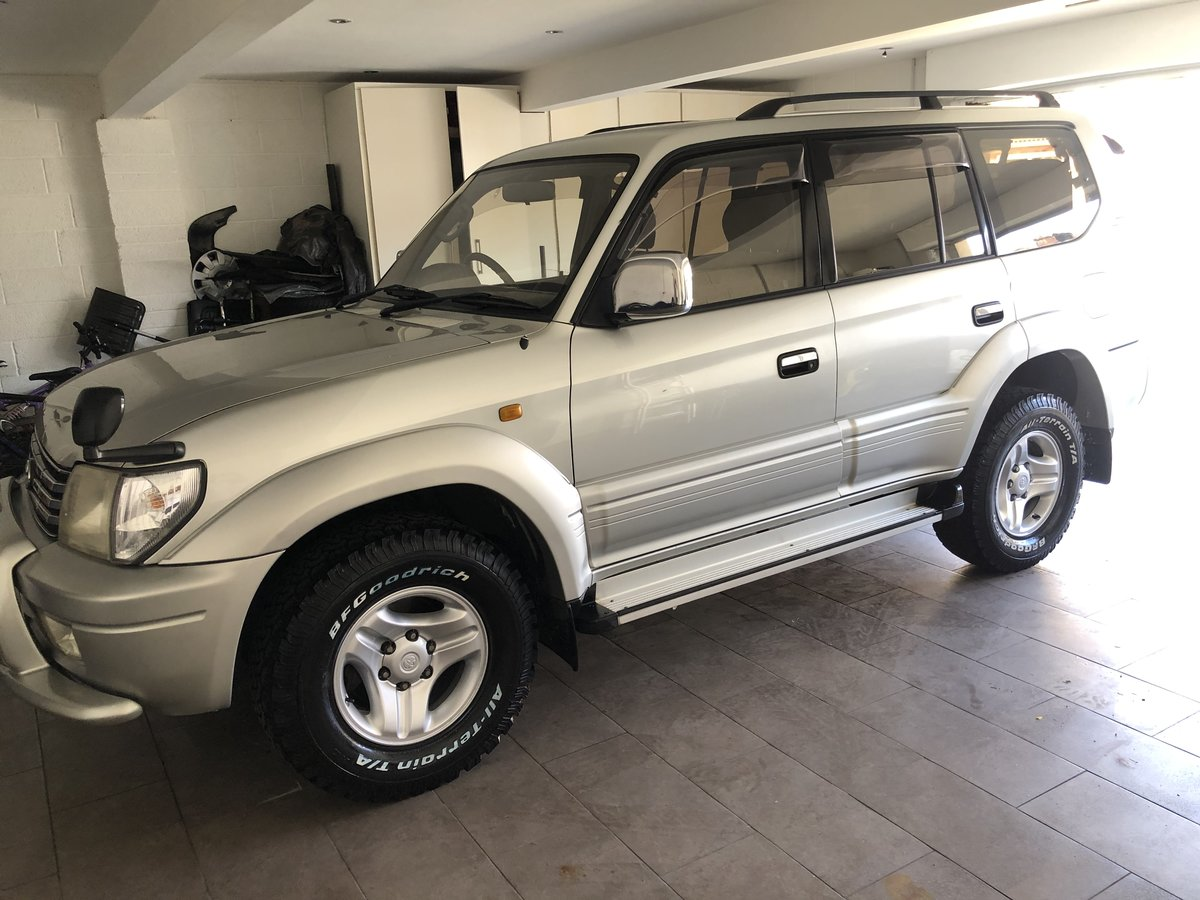 1999 Toyota land cruiser prado For Sale (picture 5 of 6)