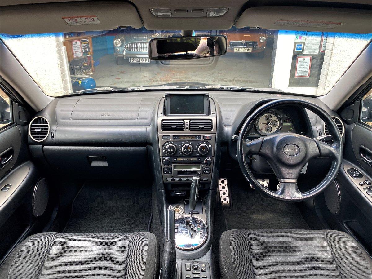 2003 Toyota  Altezza For Sale (picture 5 of 6)
