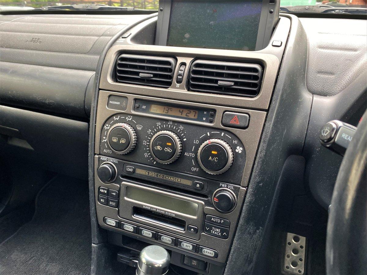 2003 Toyota  Altezza For Sale (picture 6 of 6)