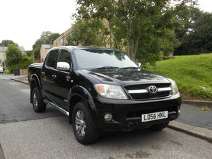 2006 Toyota HI-LUX 2.5 D4-D Invincible Double Cab New Shape SOLD