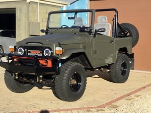 1970 Toyota Landcruiser FJ40 For Sale