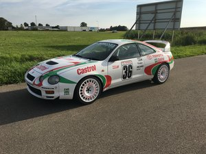 1996 Brand new build Clica GTFour Gr.N rallycar.