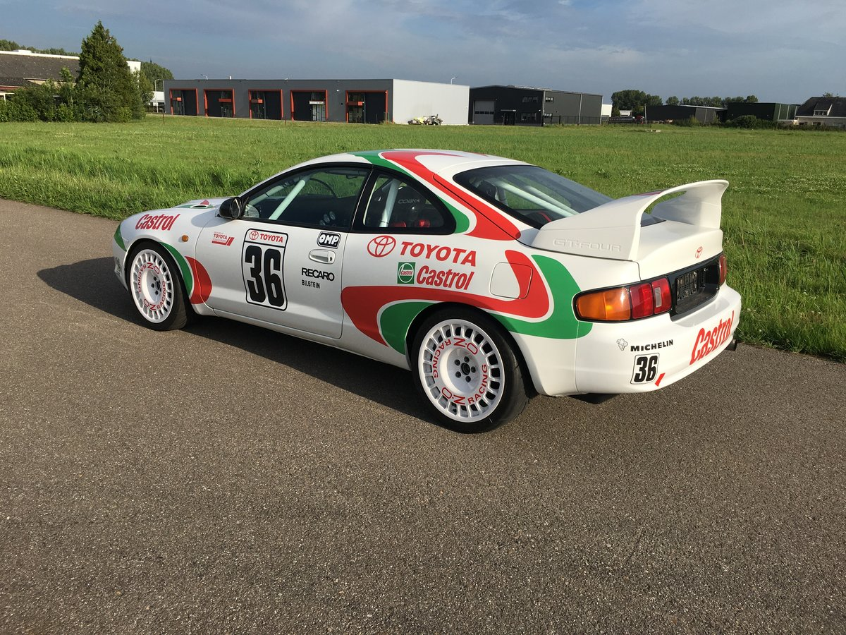1996 Brand new build Clica GTFour Gr.N rallycar. For Sale (picture 6 of 6)