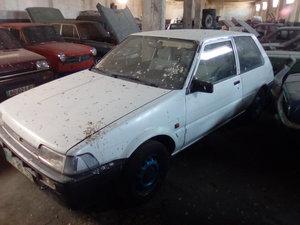 1989 Toyota Corolla DX