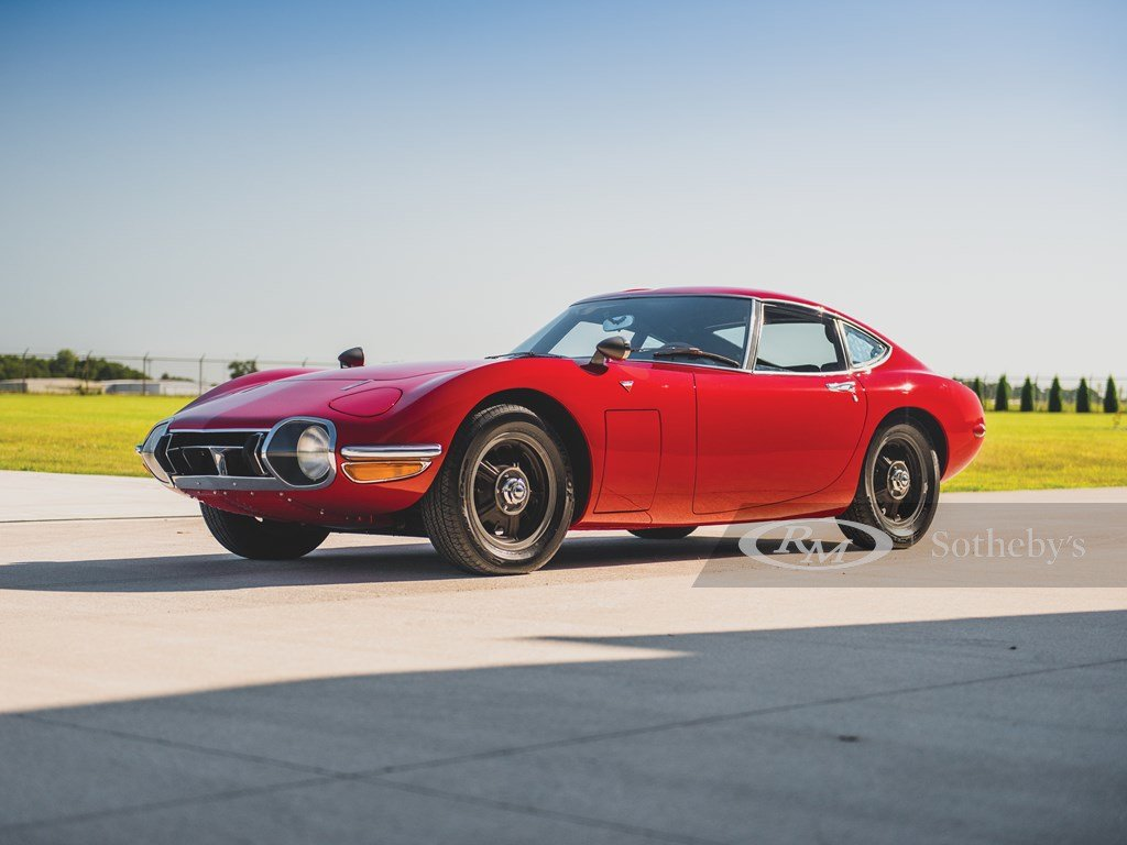 1967 Toyota 2000GT  For Sale by Auction (picture 1 of 6)