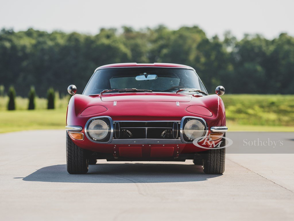 1967 Toyota 2000GT  For Sale by Auction (picture 6 of 6)