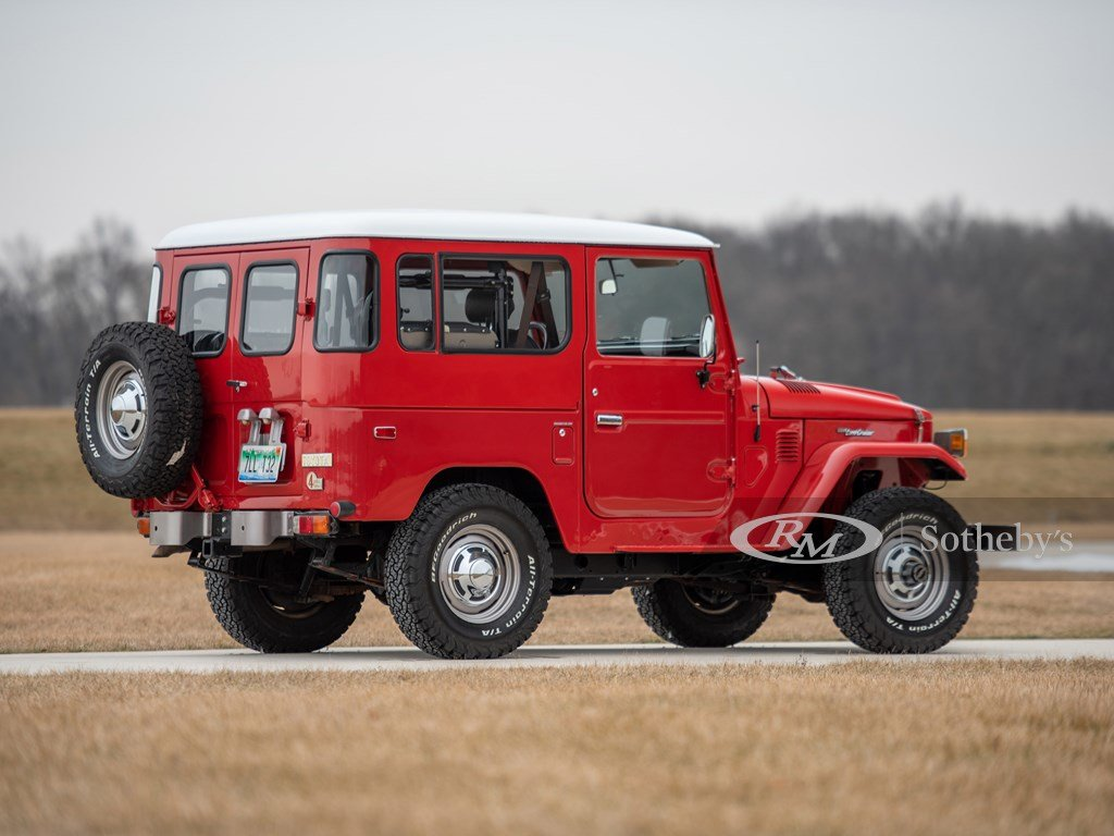 1978 Toyota FJ40 Land Cruiser  For Sale by Auction (picture 2 of 6)