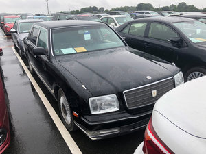 1998 TOYOTA CENTURY REDESIGNED 5.0 V12 * JAPANESE EQ MAYBACH * For Sale