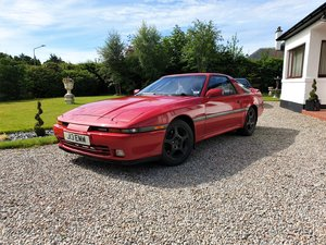 1992 Toyota Supra MK3 - Red - 3.0L Straight Six Petrol
