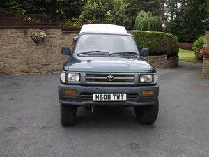 1994 Toyota Hilux Mk 3 pickup