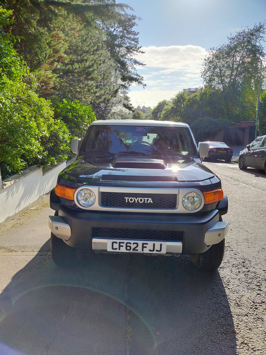2013 Toyota FJ Cruiser 4.0 V6 (Left Hand Drive) For Sale (picture 1 of 6)