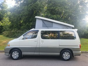 Picture of 2001 Toyota Grand Hiace.. Camper Conversion.. Lovely Top Spec SOLD