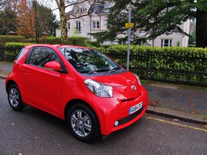 Picture of TOYOTA iQ2 AUTOMATIC 2014/64 1 OWNER