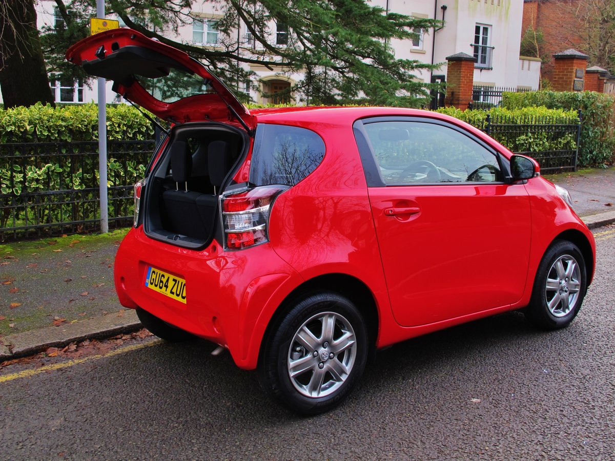 TOYOTA iQ2 AUTOMATIC 2014/64 1 OWNER  For Sale (picture 3 of 6)