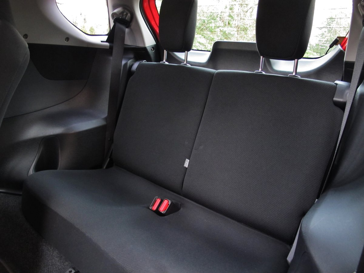 TOYOTA iQ2 AUTOMATIC 2014/64 1 OWNER  For Sale (picture 6 of 6)