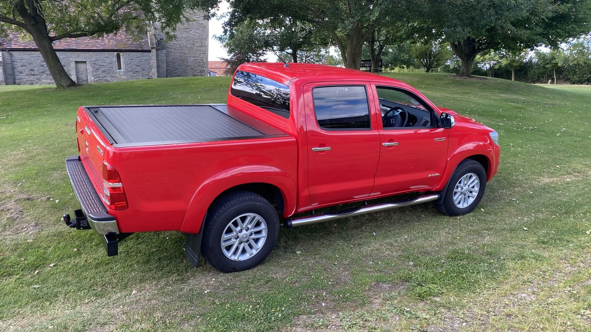 2014 Toyota Hilux-Invincible-3500 miles from new,One owner,As new SOLD (picture 2 of 6)