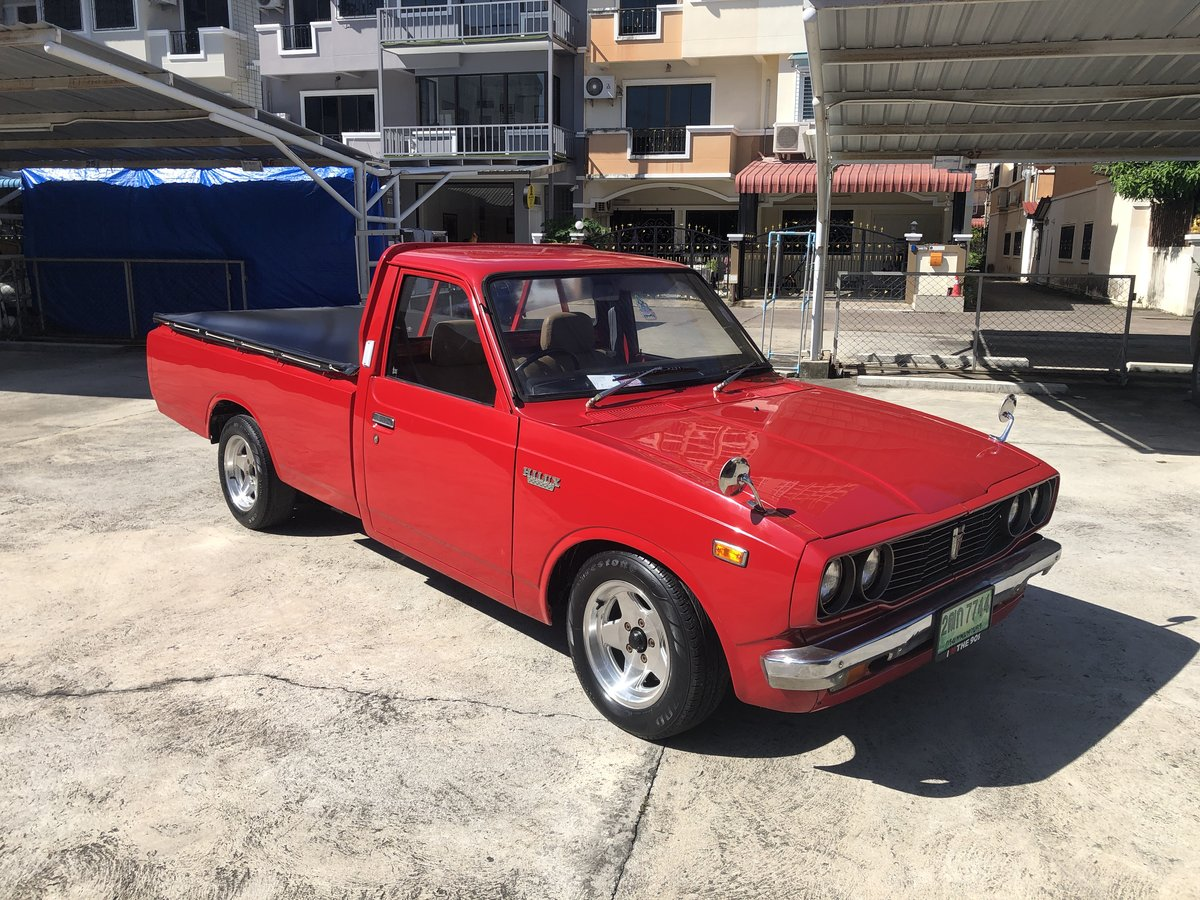 1977 Toyota Hilux RN25 For Sale (picture 1 of 6)