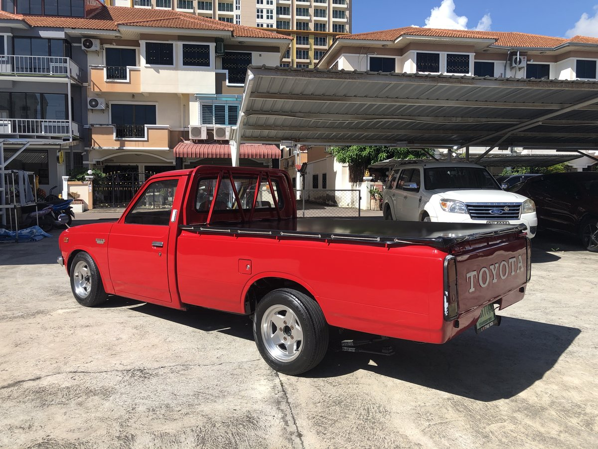 1977 Toyota Hilux RN25 For Sale (picture 2 of 6)