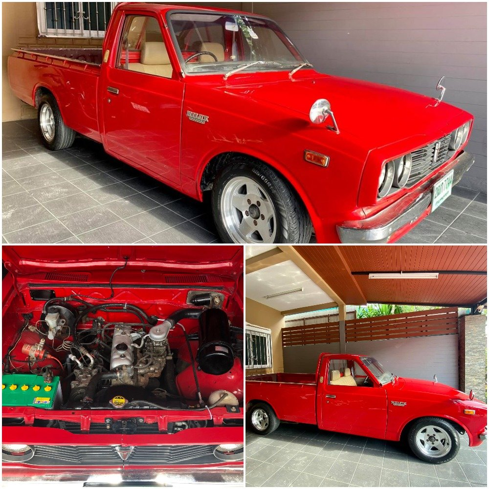 1977 Toyota Hilux RN25 For Sale (picture 5 of 6)