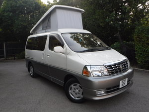 Toyota Grand HiAce 3.0 v6 2001 51REG 75,000 MILES FROM NEW