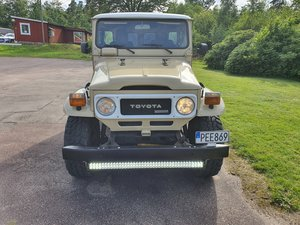 1984 Landcruiser BJ42 3.4d NUT & BOLT RESTORATION *LHD*