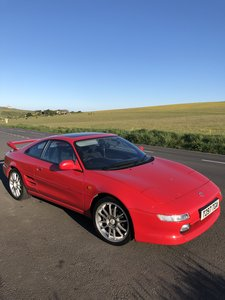1999 Toyota MR2 GT W20 REV 5  For Sale