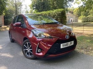 2018 Toyota Yaris 1.5 Icon Tech Auto Navigation Hybrid