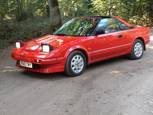 Nice Original MR2 Mk1 T-Bar