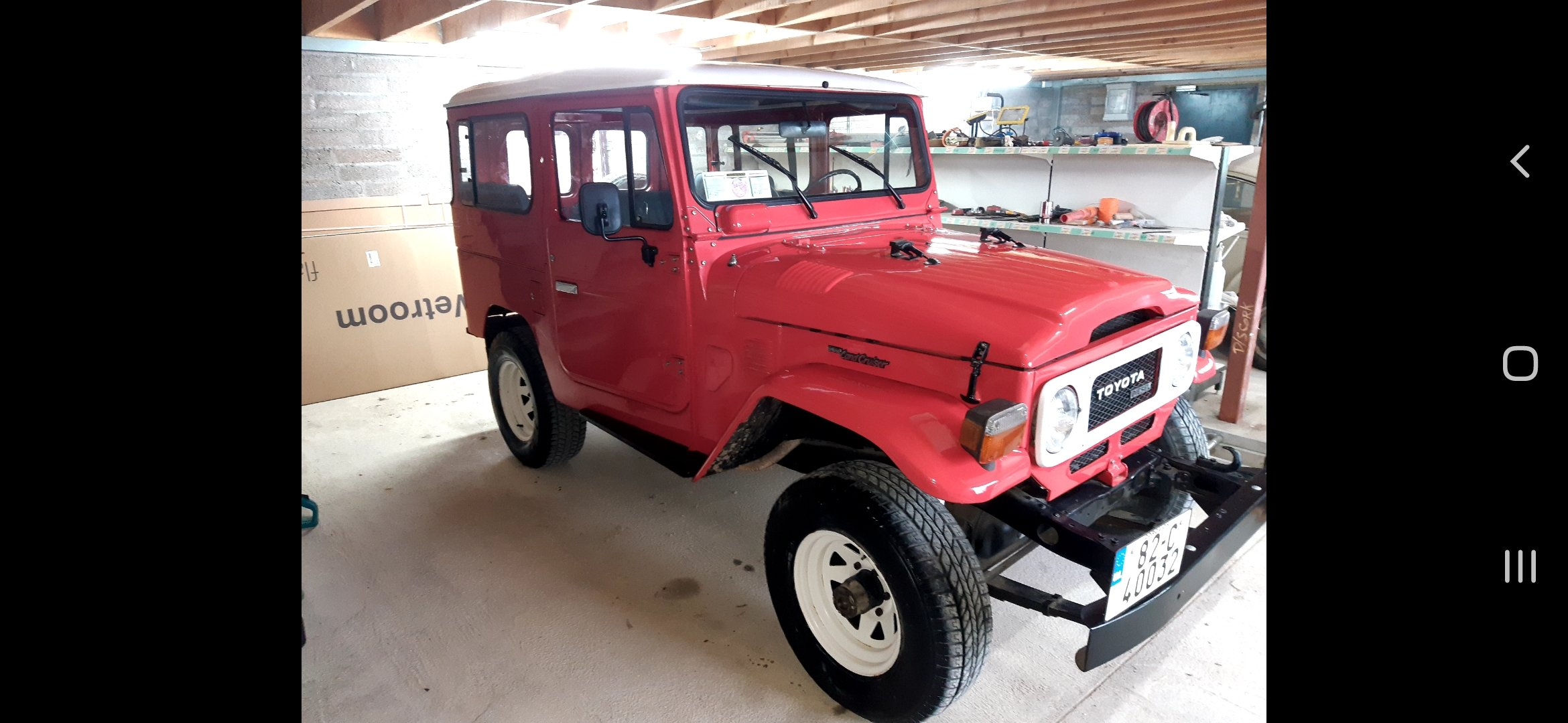 1982 BJ40 For Sale (picture 3 of 6)