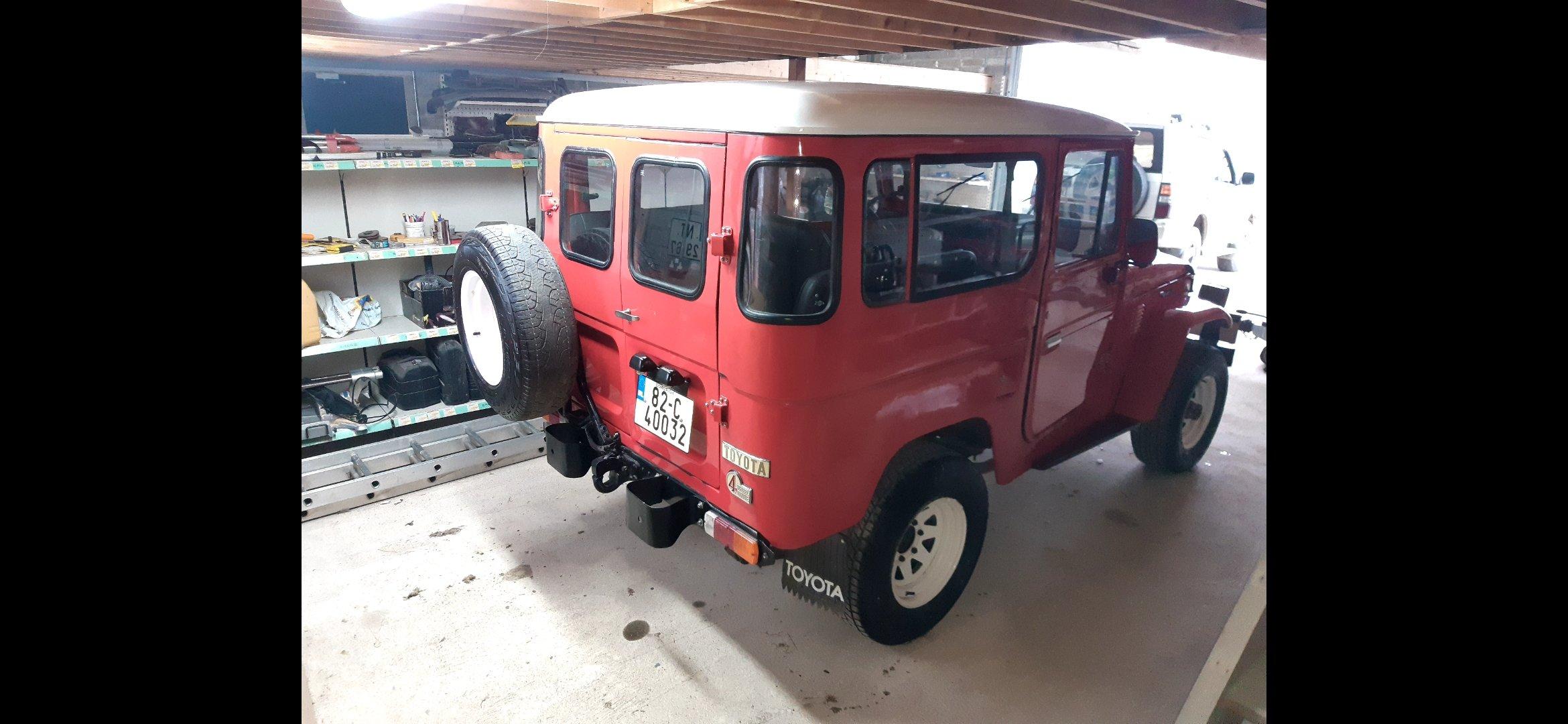 1982 BJ40 For Sale (picture 4 of 6)