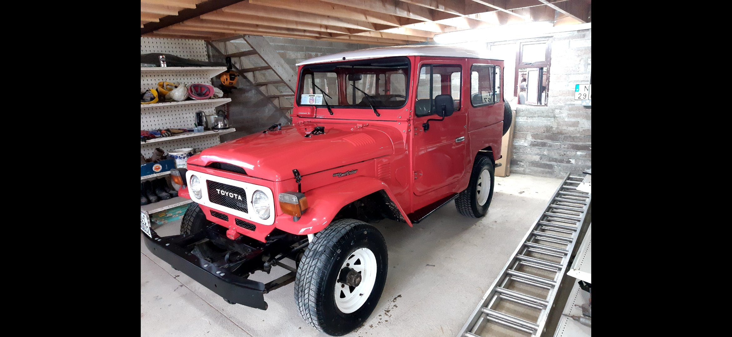 1982 BJ40 For Sale (picture 6 of 6)
