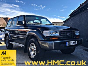 Picture of 1998 Toyota Land Cruiser Amazon 4.2 TD GX 5dr SOLD