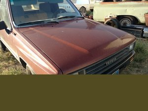 1988 Toyota Pickup  For Sale by Auction