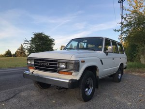 1988 Toyota Land Cruiser  For Sale by Auction