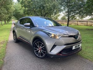 2018 Toyota CH-R 1.8 Excel Hybrid Auto Navigation SOLD