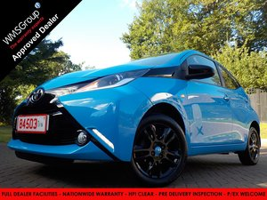 Toyota Aygo 1.0 VVT-i X-Cite '2' 5dr – As New