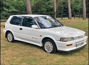 Toyota Corolla 1.6 Gti Twincam AE92