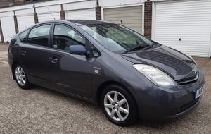 Picture of 2007 toyota prius 1.5 hybrid history 6 months waranty For Sale