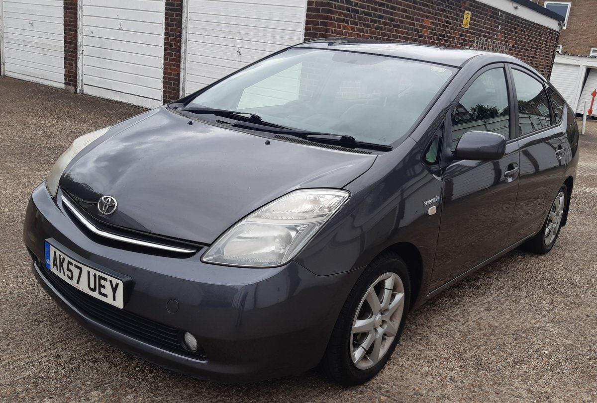 2007 toyota prius 1.5 hybrid history 6 months waranty For Sale (picture 2 of 6)