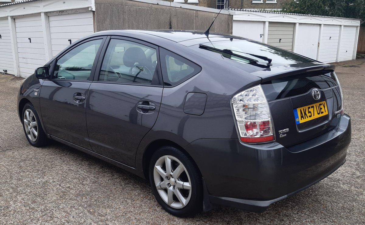2007 toyota prius 1.5 hybrid history 6 months waranty For Sale (picture 3 of 6)