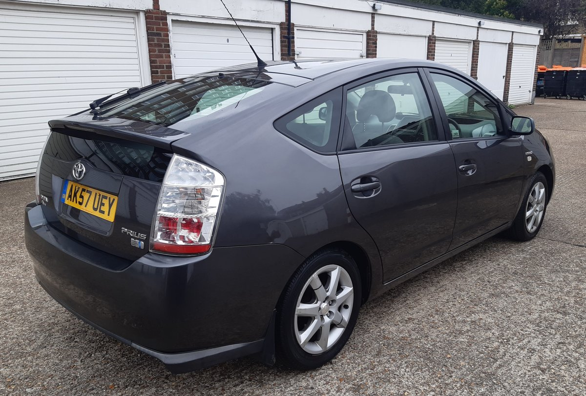2007 toyota prius 1.5 hybrid history 6 months waranty For Sale (picture 4 of 6)